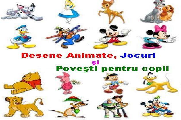 Desene Animate