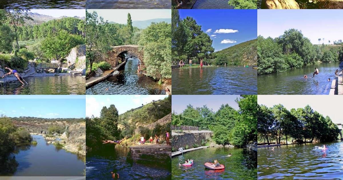 Casa rural sietevillas sierra de gata piscinas naturales for Piscinas naturales robledillo de gata