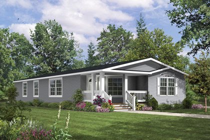 Cottage appeal beautiful bungalows for Modular shotgun house