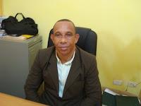 Lic. Alexander Cuevas, abogado de profesion, defensor de los intereses de nuestro municipio.