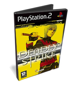Torrent Super Compactado Deadly Strike PS2