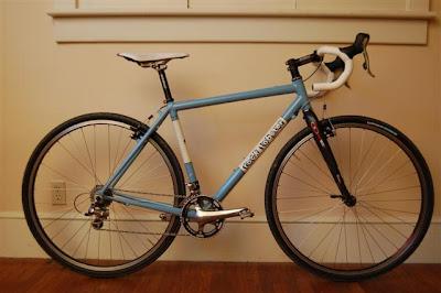 Plus One Lap Handmade Cyclocross Bike 22 Michael S Rocklobster