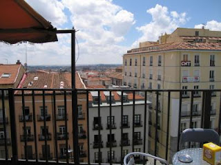 La casa de granada tapeo en madrid for La casa de granada madrid