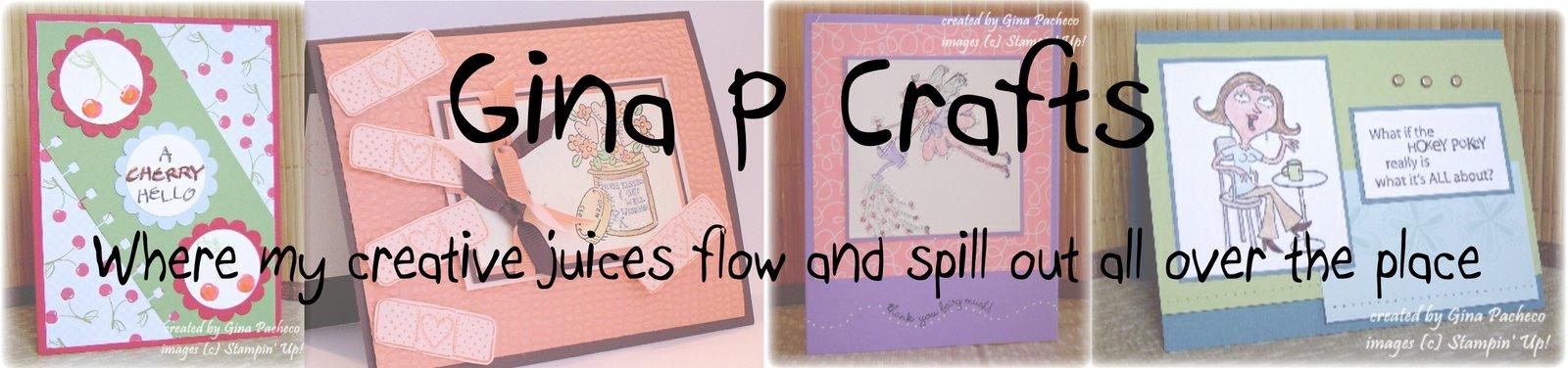 Gina P Crafts