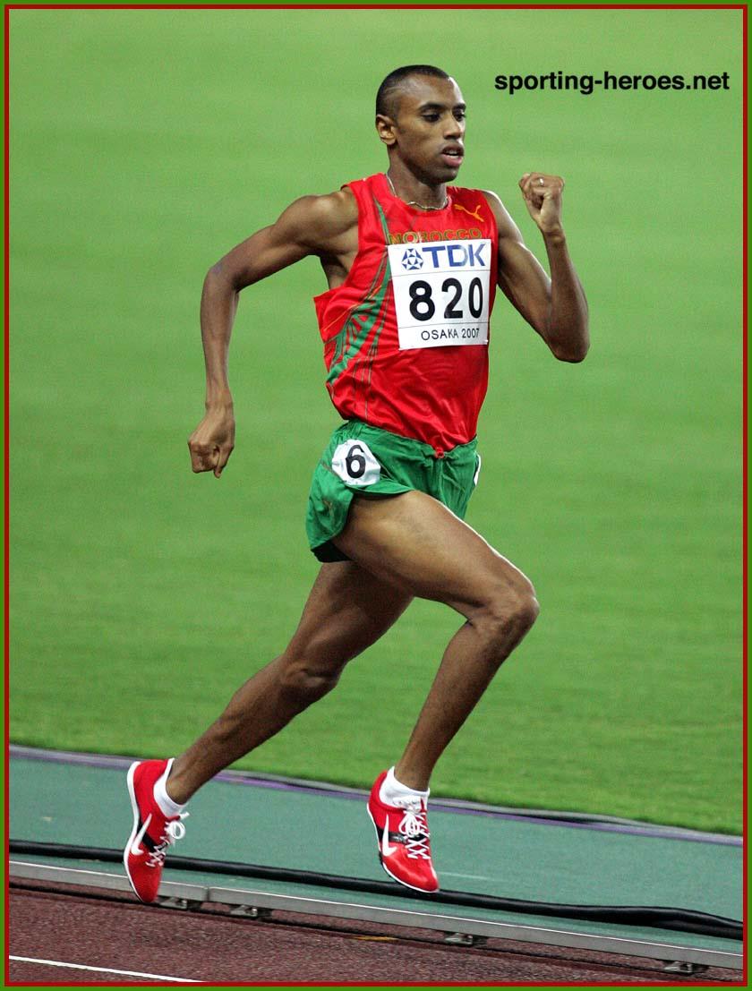 amine laalou a remporte le championnat du monde en athlétisme