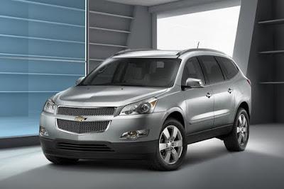 2010 Chevrolet Traverse Buick SUV