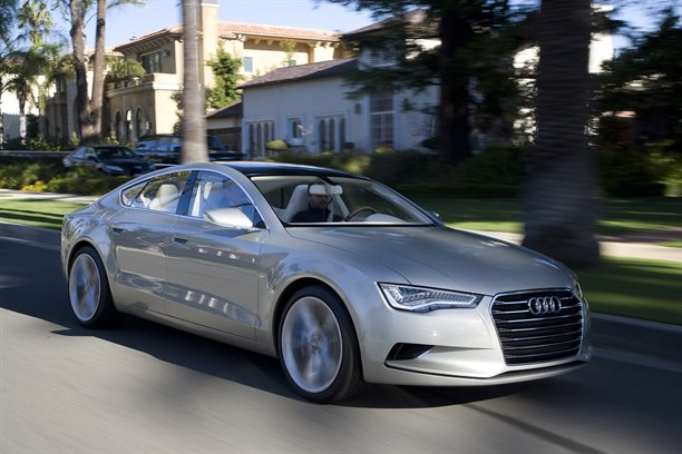 audi a7 sportback 3 0l tdi v6 new cars used cars tuning concepts ebooks. Black Bedroom Furniture Sets. Home Design Ideas