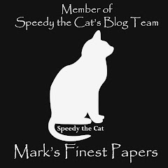 Past Designer for Speedy the Cat&#39;s Blog Team!