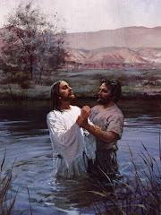 Yesus Dibabtis
