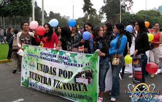 Chicas TRANX PERU