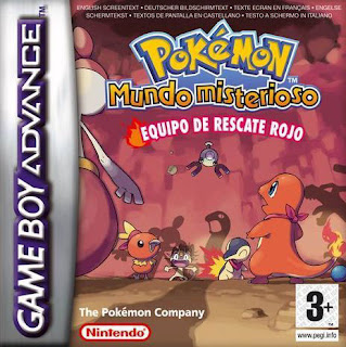 Pokemon Oro Gba Espanol