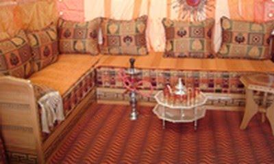 salon marocain bois-rouge | les photos de la menuiserie