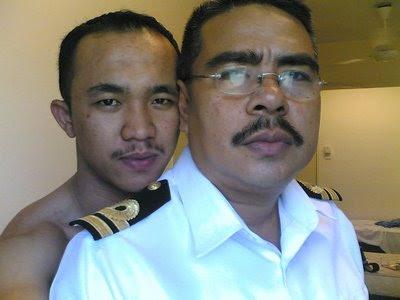 santai royal malaysia navy couple kantoi carigold forum