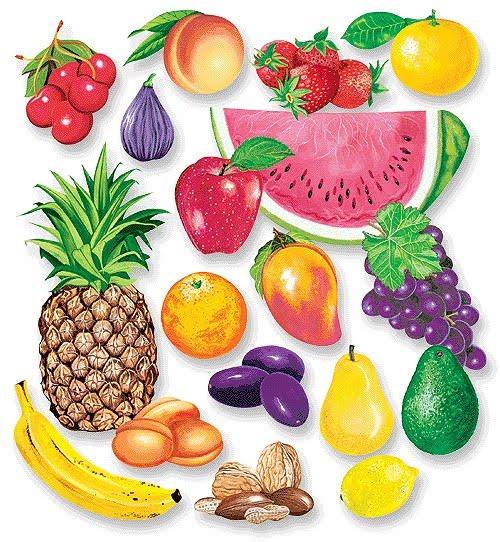 Раскраски для детей 3 лет фрукты