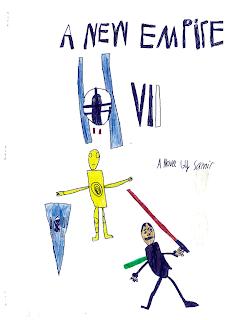Star Wars Episode 7 Page 1