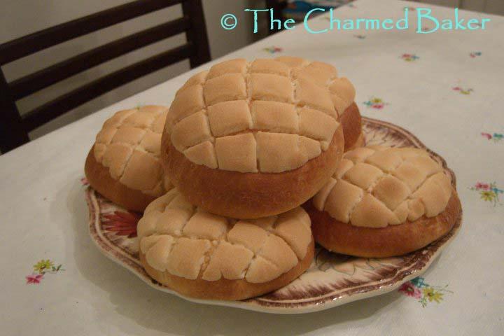 Conchas Mexican Bread Recipes