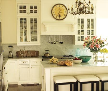French country white kitchen cabinets best home decoration world class for French provincial kitchen designs