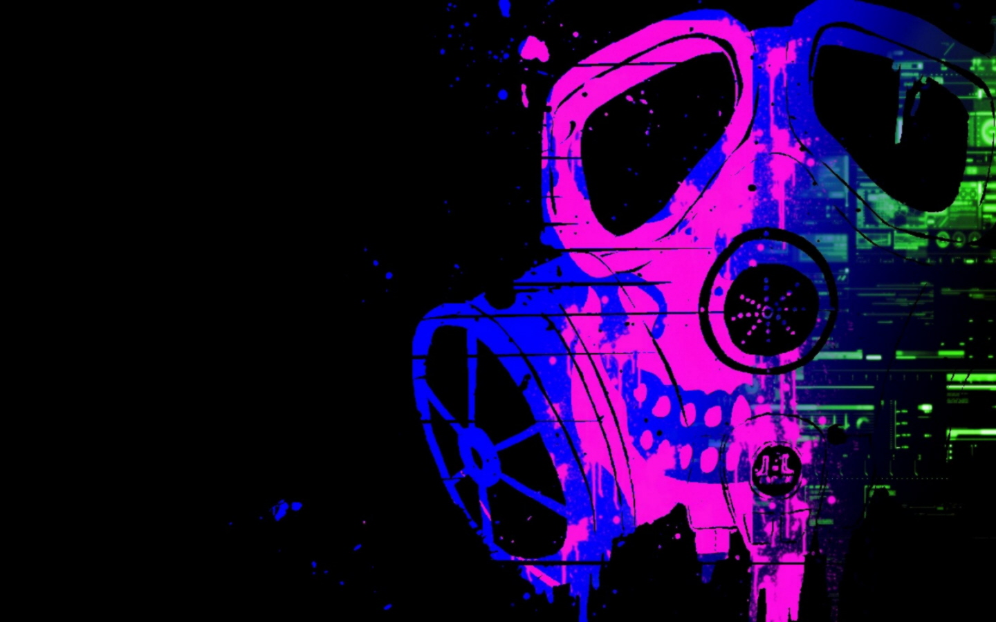 Wallpapers and other cool stuff 7th of december gasmask for Coool stuff com