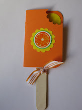 Such a fun idea...popsicle card!