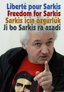 Sarkis Hatspanian'a Özgürlük