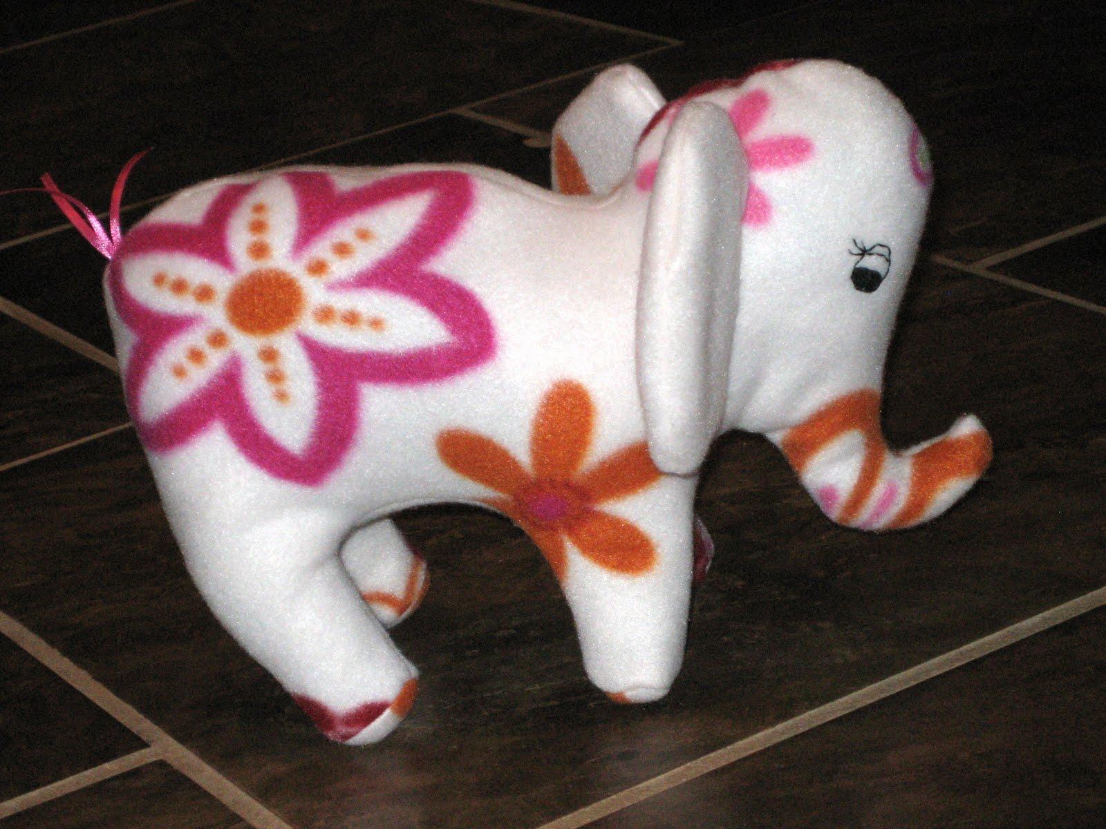 Jill made it stuffed animal elephants stuffed animal elephants jeuxipadfo Gallery