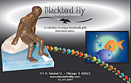 BLACKBIRD FLY