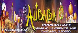 Alibaba Hookah cafe.