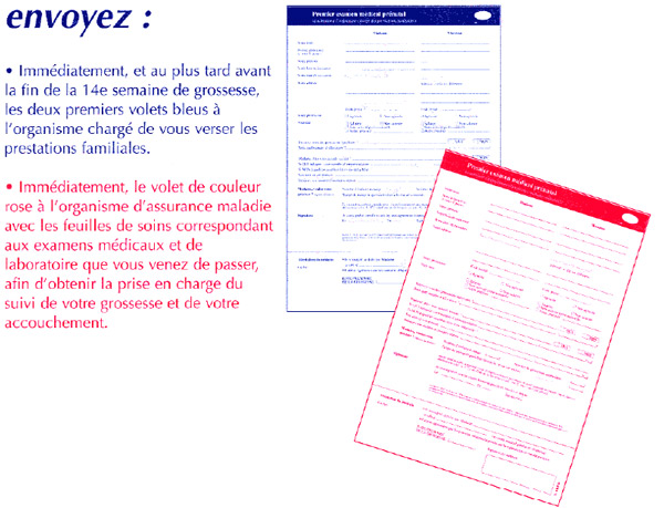 Declaration De Grossesse Adresse Caf