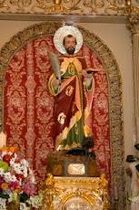 San Bartolomé -Patrón de Cieza-