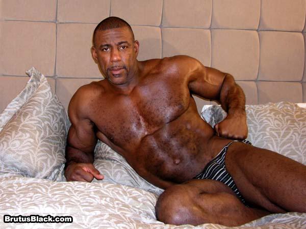 Mature gay black men porn