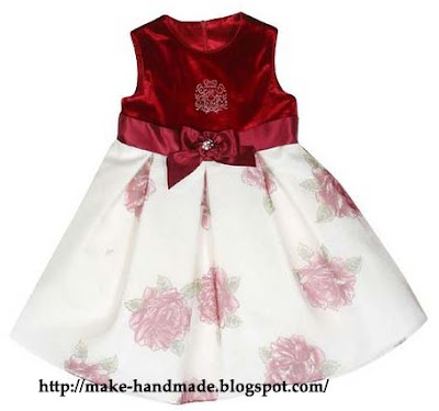 gift present for girls: sewing dress patterns for girls