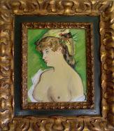La blonde aux seins nus (Manet)