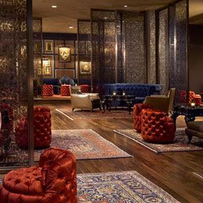 Modern leisure for Hotel sax chicago