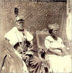 Reis do Kongo