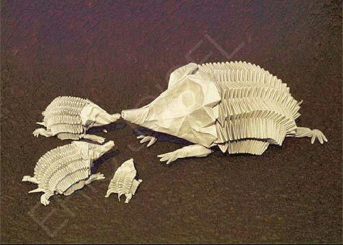 Origami Think Grow Create