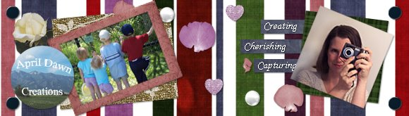 April Dawn Creations About Me