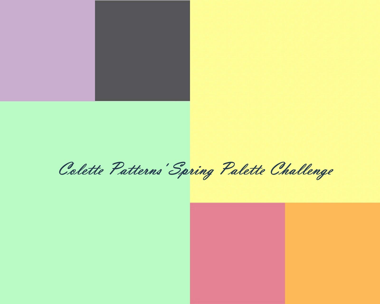 spring palette challege - Mint Green Color Scheme
