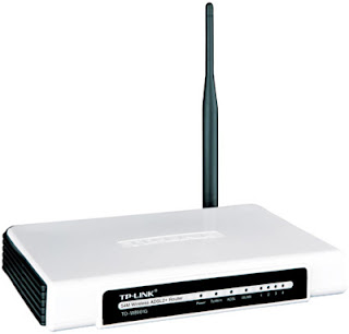 modem tp link td 8901g merupakan seri modem adsl yang sudah dilengkapi