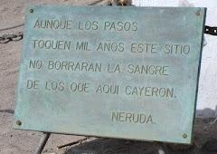 NO AL SECRETO DE LOS 50 AÑOS, JUSTICIA NADA MAS, NI NADA MENOS