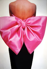 YSL big bow dress