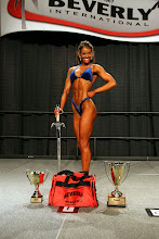 2008 NPC Northern Figure Class D Winner & Overall Champion