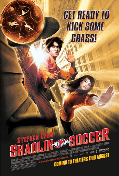 What I've Just Watched Part 4: There And Back Again Shaolin+Soccer