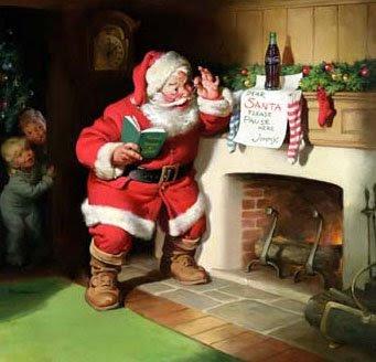 Asal mula santa Claus