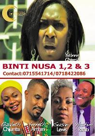 Binti Nusa1,2 & 3