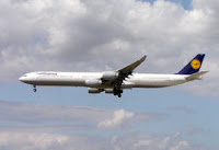 Lufthansa A340-600 thumbnail image
