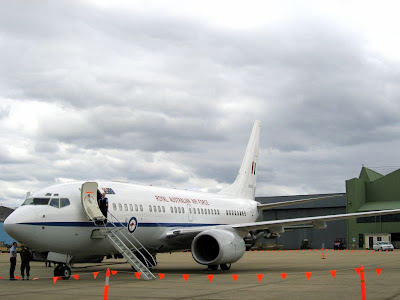 Boeing Business Jet photo 1