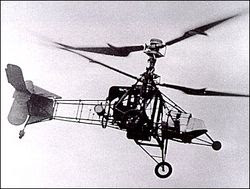 Gyroplane Laboratoire helicopter