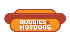 Buddies and Hot Dogs