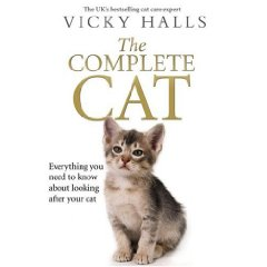 VICKY HALLS...THE COMPLETE CAT