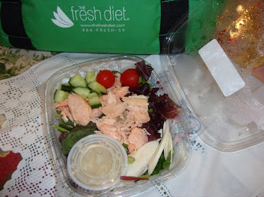 THE FRESH DIET MEALS